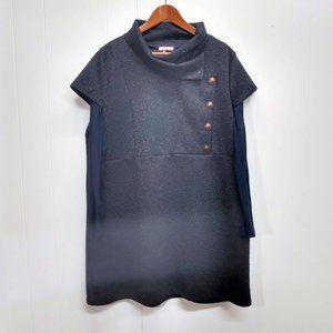 Joe Browns Womens Plus 18 Blue Copper Mini Dress